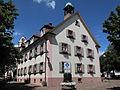 Kirchzarten, het gemeentehuis foto5 2013-07-25 14.25.jpg