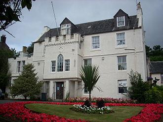 West Kilbride - Kirktonhall House