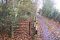 Kissing Gate near Fir House - geograph.org.uk - 1592223.jpg