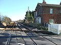 Knapton railway station (site), Yorkshire (geograph 3256347).jpg