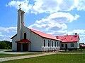 Kościół św Brata Alberta w Makowie Mazowieckim.jpg