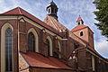 Kościół farny, Bazylika mniejsza widok od ul. Ratuszowej.jpg