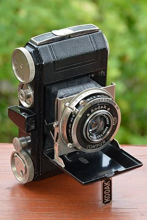 "Kodak Retina - Kodak Retina (Nr. 117), 1934-1935 (""First Retina"")"