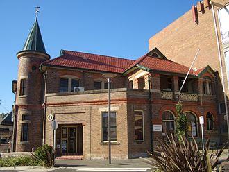 Kogarah, New South Wales - Kogarah Community Centre