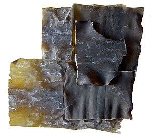 Kombu - Dried kombu