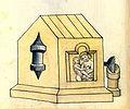 Konrad Kyeser, Bellifortis, Clm 30150, Tafel 08, Blatt 35v (Ausschnitt).jpg