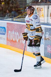 Konsta Mäkinen Finnish ice hockey player