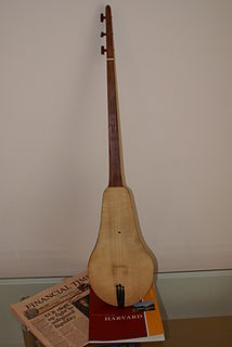Komuz musical instrument