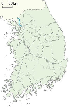 Gyeongui Line - Image: Korail Gyeongui Line