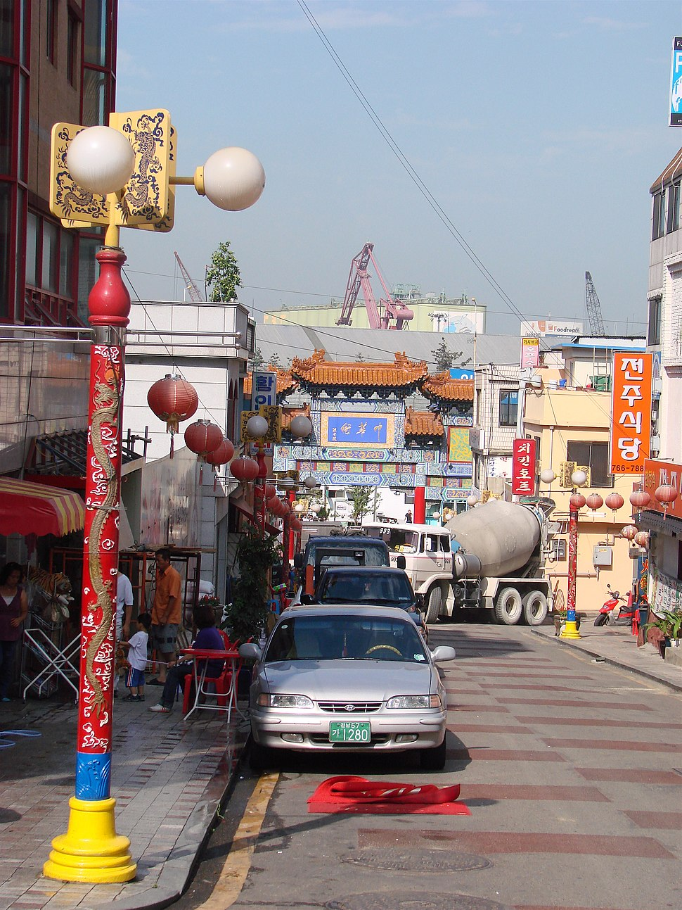 Korea-Incheon-Chinatown-01