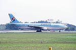 Korean Air Lines Airbus A300B4-622R (HL7245-731) (29185956501).jpg