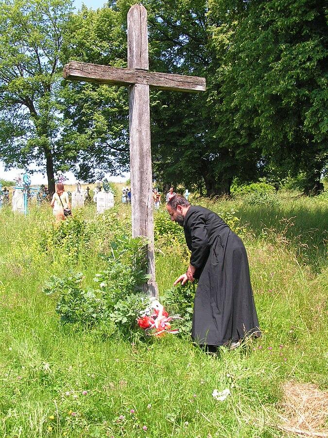 Korosciatyn massacre