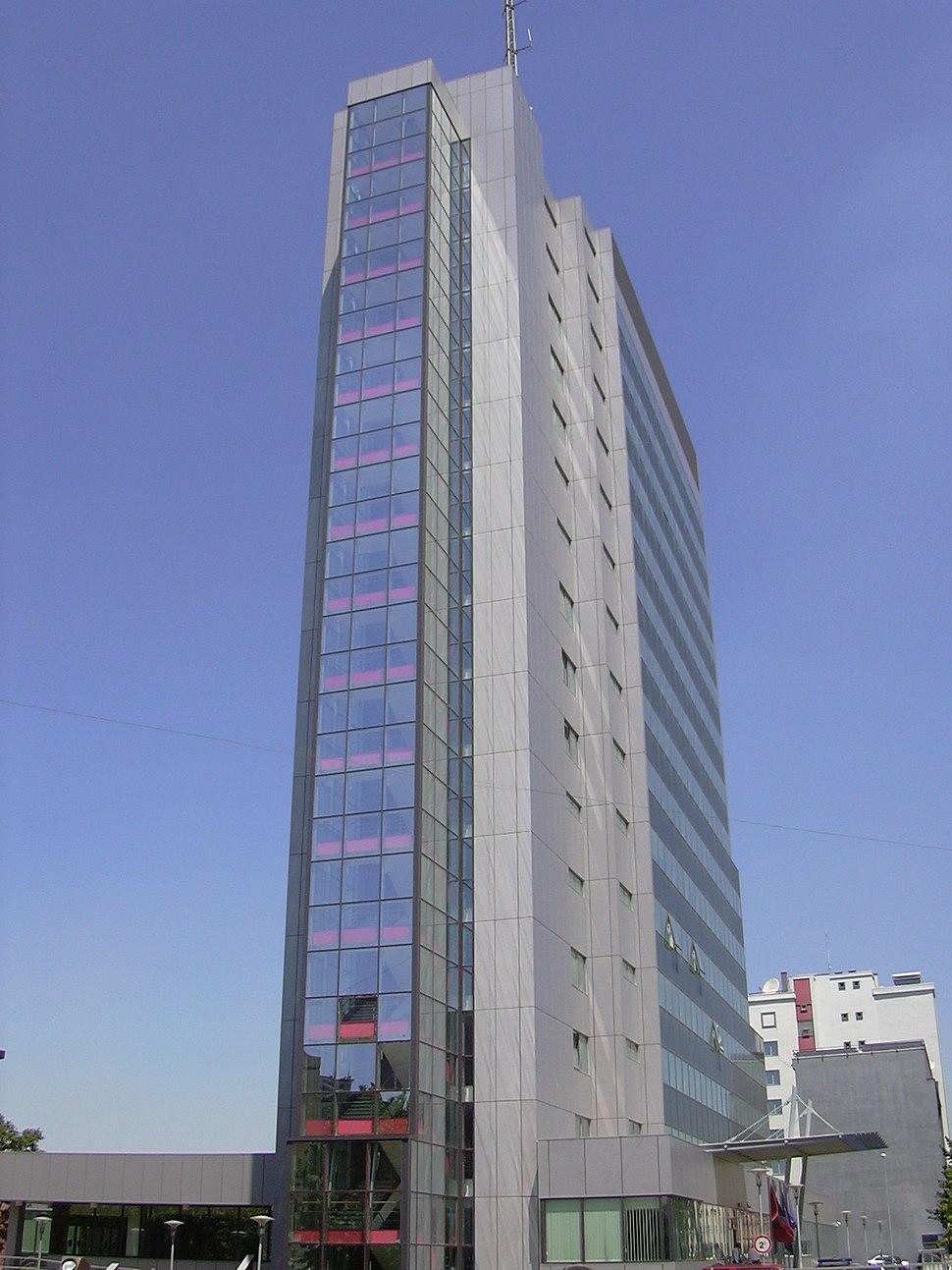 Kosova Government Building