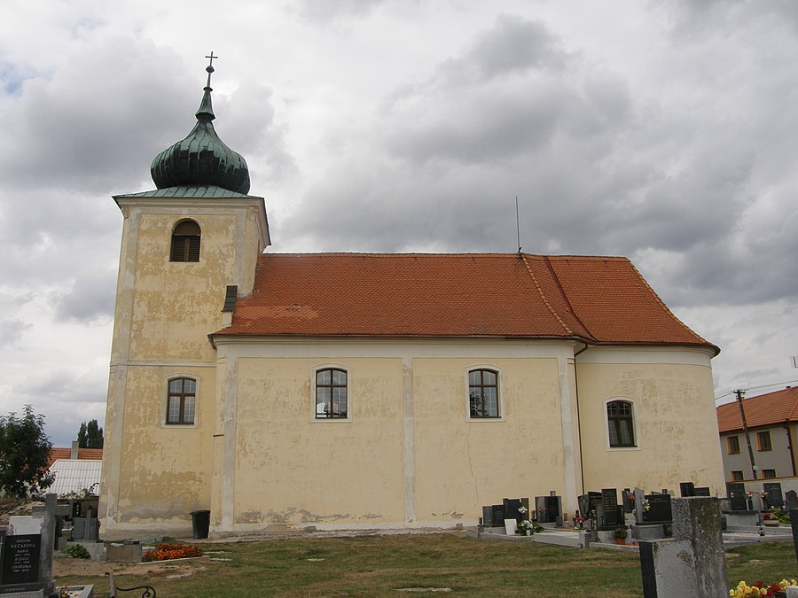Petrovice (Blansko District)