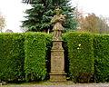 Královec, socha sv. Jana Nepomuckého.JPG