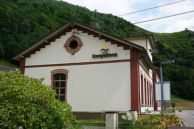 Picture of Wasserkraftwerk Mambach