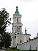 Kremenec, klášter, kostel 01.jpg