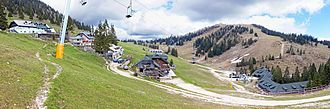 Krvavec Ski Resort - Križ Pasture