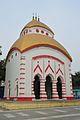 Krishnachandreswar Shiva Mandir - South-eastern View - Bhukailash Rajbati Estate - Kidderpore - Kolkata 2015-12-13 8223.JPG