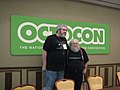 Kristian Nairn and George R. R. Martin at Octocon.jpg