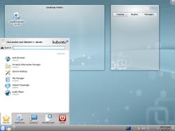 """Je vous présente la distribution GNU/Linux que j'utilise en dual-boot avec """"Windaube Xpet"""" Service Pack 3. Pour les connaisseurs, je lui ai mis l'environnement de bureau MATE afin d'avoir l'apparence d'une ancienne version de GNOME car la nouvelle version je la trouve non ergonomique."""
