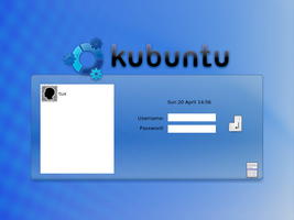 Kubuntu 8.04 login screen.png