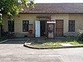 Kunszentmiklós 2 Post Office and Magyar Telekom phone booth, 2019 Kunszentmiklós.jpg