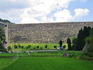 Okutataragi Pumped Storage Power Station - Kurokawa Dam