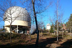Kvistaberg Observatory - Image: Kvistabergs observatorium