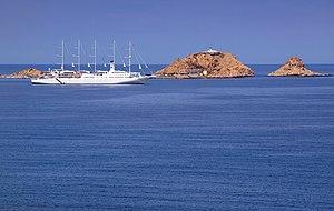 L'Île-Rousse (Corsica) - Club Med 2