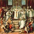 L'elezione di san Lorenzo Giustiniani al Patriarcato di Venezia - T. Passarotti.jpg