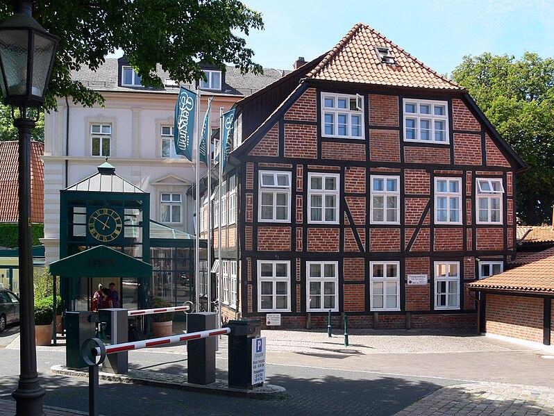 Hotel Bergstrom Luneburg Parken