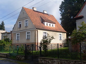 Richard Friedrich Johannes Pfeiffer - Image: Lądek Zdrój, Richard Pfeiffer house