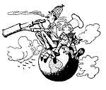 L. Frank Baum and Walt McDougall illustration- 1904.jpg