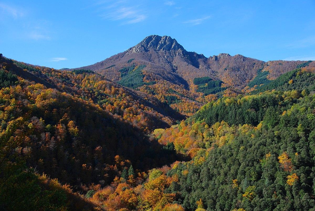 Parque natural del montseny wikipedia la enciclopedia libre for Les piscines del montseny