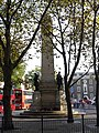 LNWR War Memorial, Euston - north elevation 02.jpg
