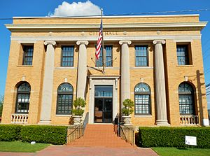 LaGrange, Georgia - Image: La Grange, Georgia City Hall