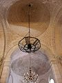 La Chapelle-Faucher église coupole et cul-de-four.JPG