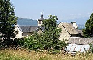La Chapelle-du-Mont-du-Chat Commune in Auvergne-Rhône-Alpes, France