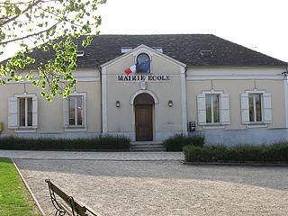 La Tombe Commune in Île-de-France, France