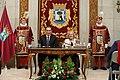 La alcaldesa entrega la Llave de Oro de Madrid al presidente de Perú 09.jpg