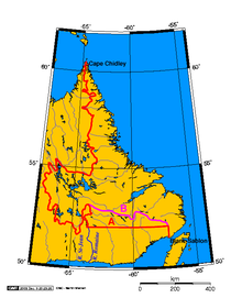 52nd parallel north - Wikipedia