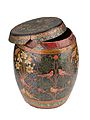 Lacquer box for henna, Persian Wellcome L0057105.jpg