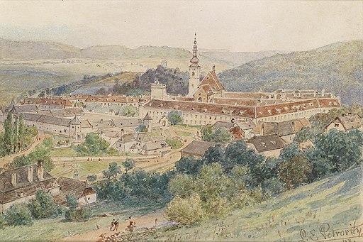 Ladislaus Eugen Petrovits Stift Heiligenkreuz