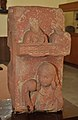 Lady Holding Lotus - Circa 2nd Century CE - Narholi - ACCN 11-154 - Government Museum - Mathura 2013-02-23 5672.JPG