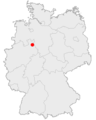 Lage der Stadt Vlotho in Deutschland.png