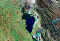 Lago Uru Uru Bolivia Satellite map 67.09971W 18.png
