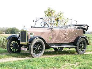 Lagonda - 12-24 LC 1925