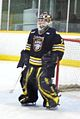 Lakehead Thunderwolves goalie 2012.jpg