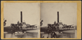 Lanching (i.e. launching) at Bolton, Lake George, from Robert N. Dennis collection of stereoscopic views.png